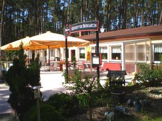 """Gaststätte in der Feriensiedlung """"Zum Kraftwerker"""""""