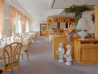Restaurant im Sporthotel Malchow