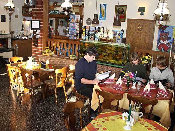 Restaurant im Hotel & Gasthof Heidekrug