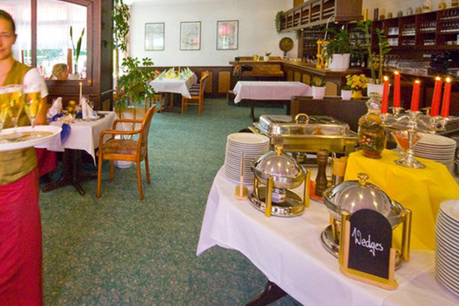 Restaurant im Seehotel Stuersche Hintermühle