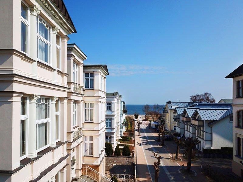 Pension Carlsburg - Ferienwohnungen