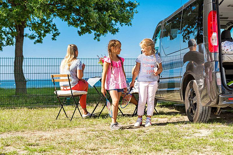 Ostseecamping im Ferienpark Zierow