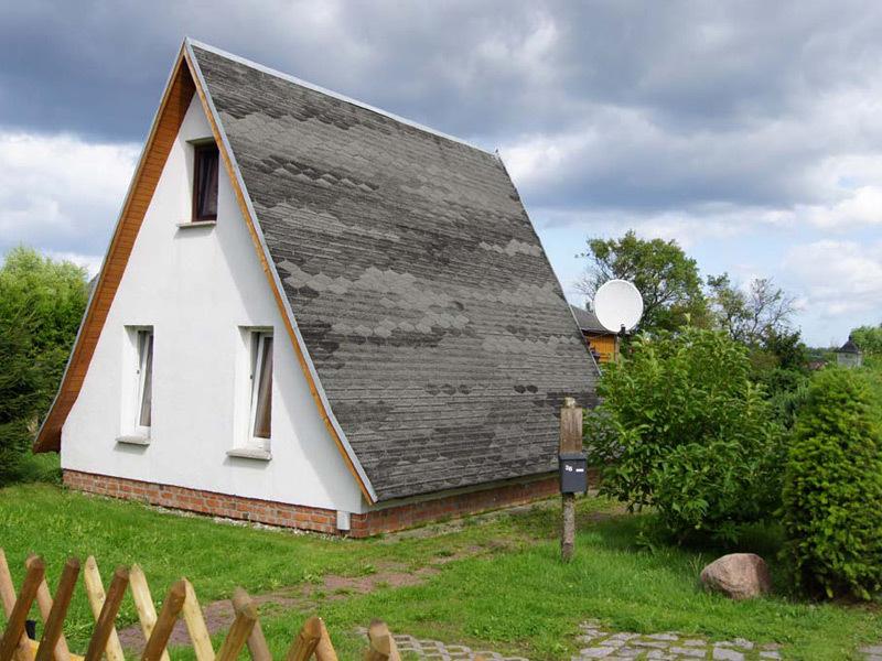 """Pension und Gasthof """"Im Grünen"""" Ferienhaus """"Finnhütte"""""""