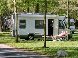 Camping im Ferienpark Baltic-Freizeit