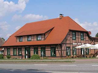 Gästezimmer im Gasthof Pritzier