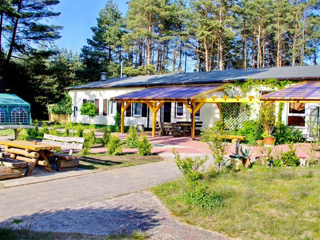 Ferienanlage Waldhaus am Ferienpark