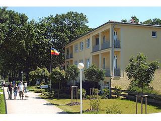 """Aura-Hotel """"Ostseeperlen"""" Boltenhagen"""