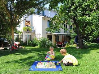 Palm's kinderfreundliches Ferienhaus