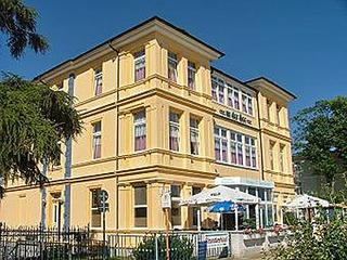 Domkes Hotel Garni Haus An Der See