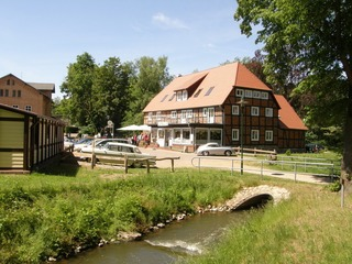 Insel-Hotel & Ferienhäuser Dobbertin