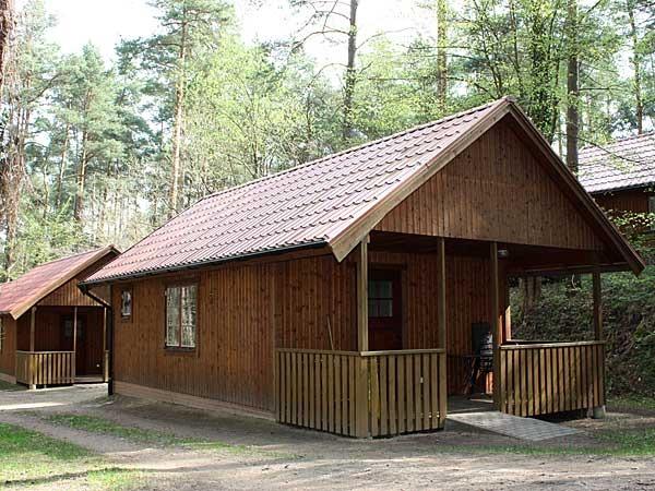 Ferienhäuser - Campingplatz Am Dreetzsee