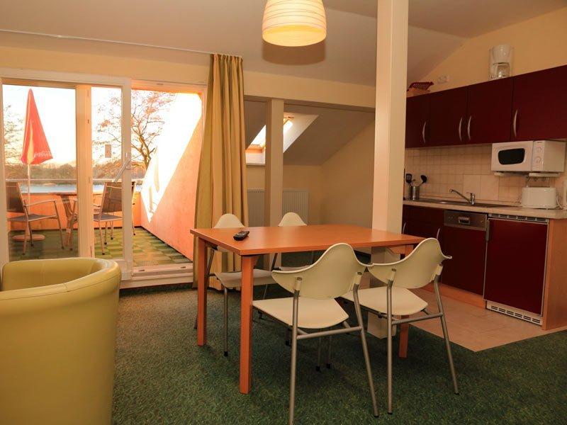 Fewos & Appartements im Strandhotel Mirow