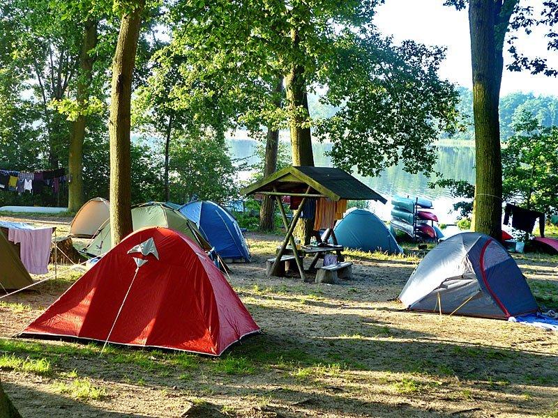 Campingplatz Am Gobenowsee - Camping