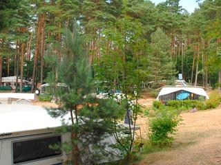 Campingplatz am Großen Pälitzsee