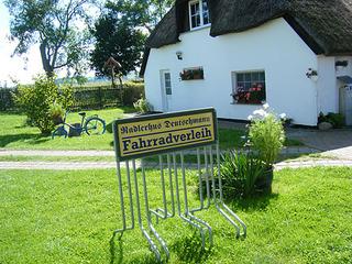 Fahrradverleih auf Rügen Radlerhus