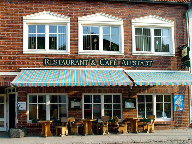 Fewos in der Pension & Café Altstadt