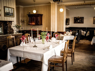 "Restaurant ""Roter Hummer"" im Hotel Asgard"