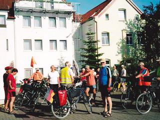 Radwandertouren in der Mecklenburger Schweiz