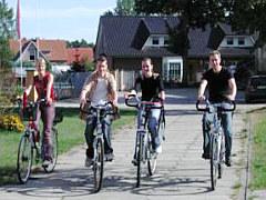 Radwandern rund um Hagenow