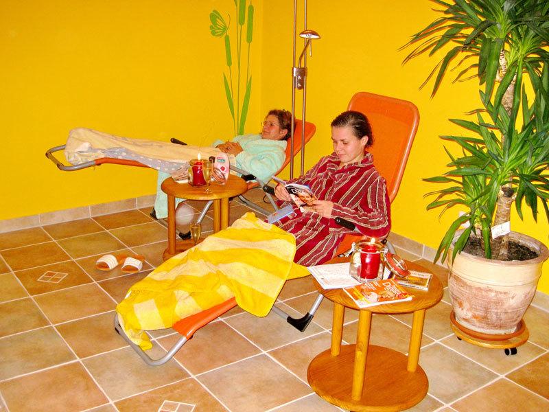 Relaxtage Strandhotel Mirow