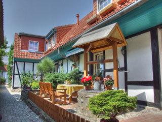Ferienwohnung des Hotel & Appartementhaus Fischerhus
