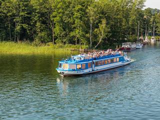 Auswahl aus unserem Tour-Angebot mit Fahrgastschiffen: