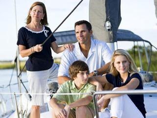 Regatta- oder Flotillensegen und Törns mit Skipper