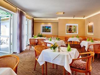 Restaurant & Café im Hotel Carmina am See