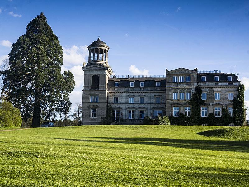 Schlosspark Schloss Kaarz