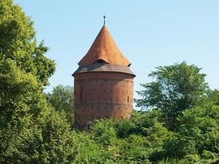 Burgturm Plau am See