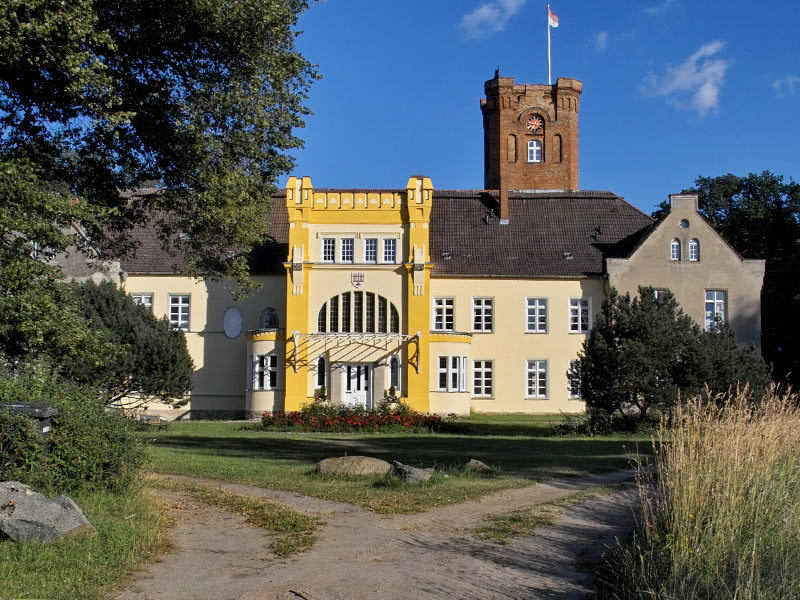 Schloss Lelkendorf