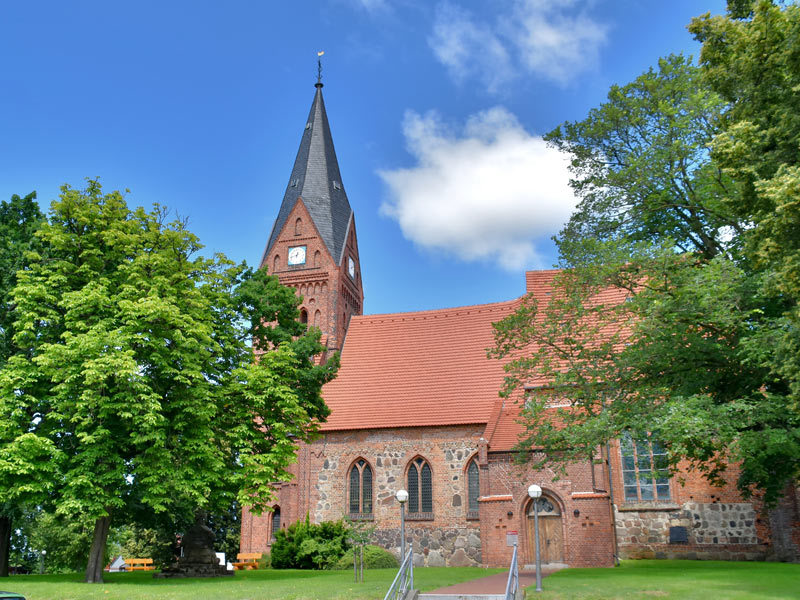 St.-Bartholomäus-Kirche Ribnitz-Damgarten