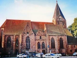 Stadtkirche St. Jakob und St. Dionysius Gadebusch