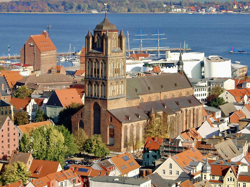 Modelle Stralsund, Hansestadt