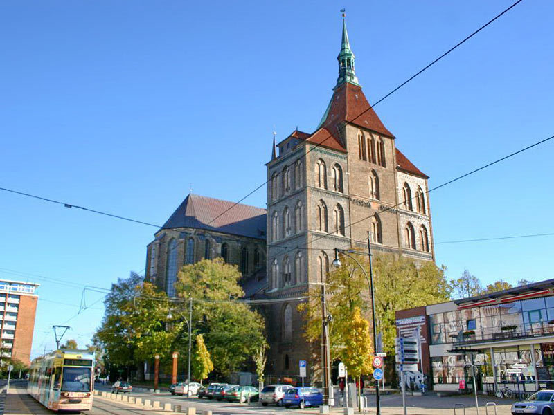 St Marien Rostock