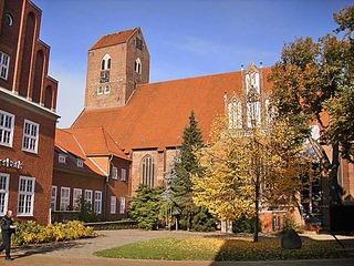 St.-Georgen-Kirche Parchim