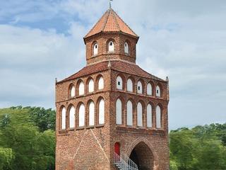 Rostocker Tor in Ribnitz-Damgarten