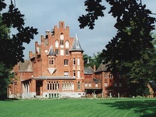 Schloss und Schlosspark Kalkhorst