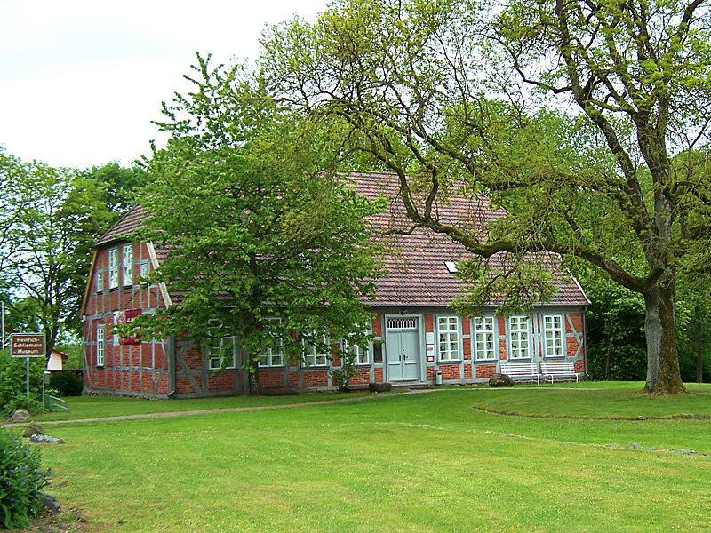 Heinrich-Schliemann-Museum in Ankershagen