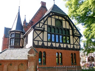 Stadt- und Bädermuseum Möckelhaus
