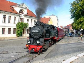 Bäderbahn Molli