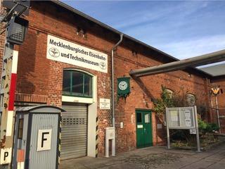 Mecklenburgisches Eisenbahn- und Technikmuseum Schwerin