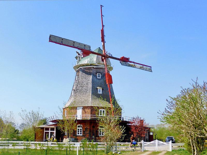 Galerieholländermühle Neubukow