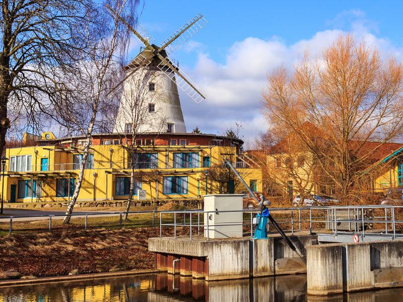 Holländermühle Bad Sülze