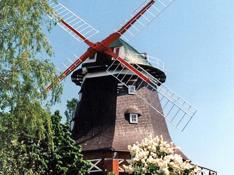 Galerieholländermühle Kröpelin