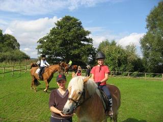 Wassersportpaket und Pferdesportpaket