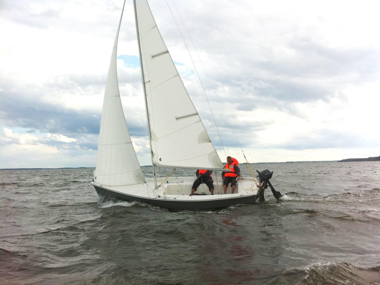Skippertraining, Bootsführerschein - Sun Sailing Müritz