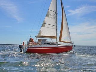 Sun Sailing Müritz