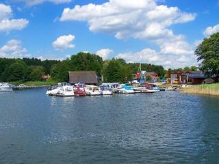 Wasserwanderrastplatz und Yachthafen Klink