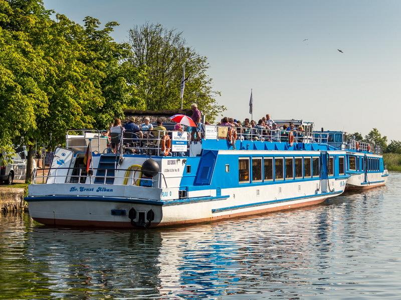 Fahrgastschifffahrt Wichmann